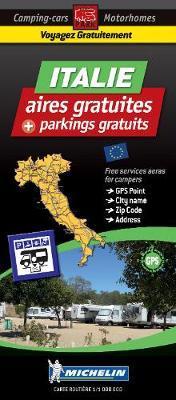 CARTE DES AIRES GRATUITES ITALIE - TRAILER'S PARK
