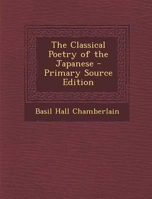 The Classical Poetry...