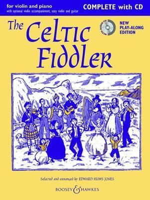 The Celtic Fiddler (Neuausgabe) Violon +CD