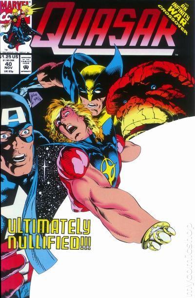 Quasar Vol.1 #40
