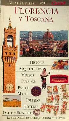 Guias visuales Florencia y Toscana