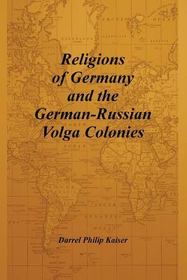 Religions of Germany and the German-russian Volga Colonies