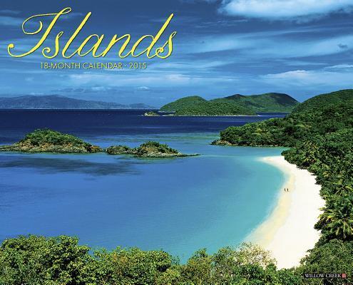 Islands 18-Month 2015 Calendar