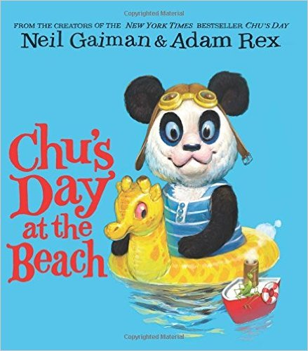 Chu's Day at the Bea...