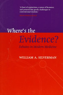 Where's the Evidence?
