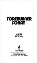 Forerunner Foray