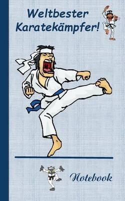 Weltbester Karatekämpfer
