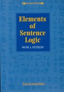 Elements of Sentence Logic