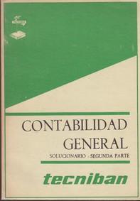 Contabilidad general Solucionario