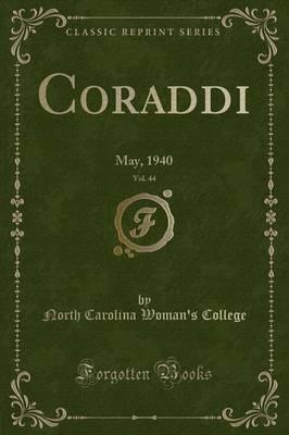 Coraddi, Vol. 44