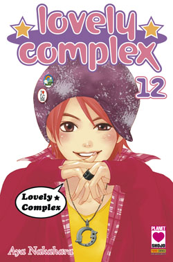Lovely Complex vol. 12