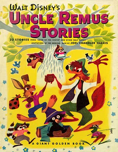 Walt Disney's - Uncle Remus Stories