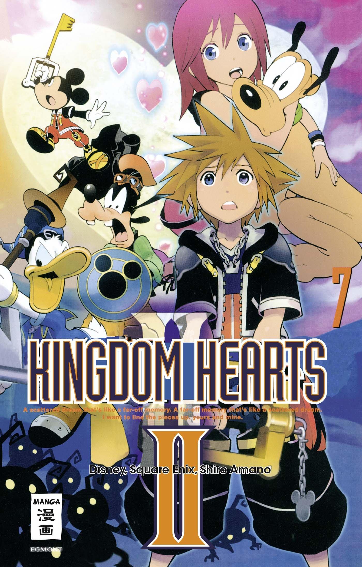 Kingdom Hearts II, Band 7