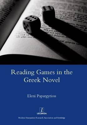 Reading Games in the Greek Novel