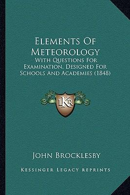 Elements of Meteorology