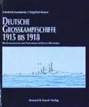 Deutsche Großkampfschiffe 1915 - 1918