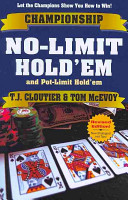 Championship No-Limit Hold'em and Pot-Limit Hold'em