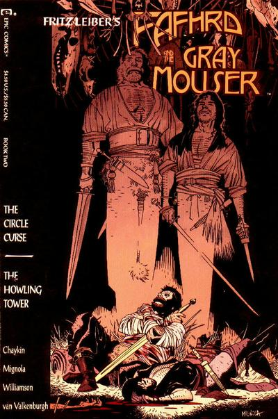 Fafhrd and the Gray Mouser Vol. 2