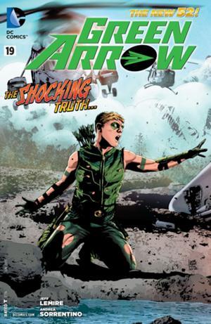 Green Arrow Vol.5 #1...