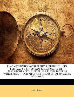Onomatisches Wörterbuch