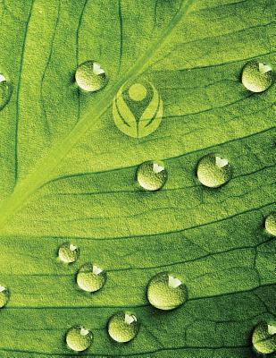 Dew Drop Leaf 2 Grid Sketchbook