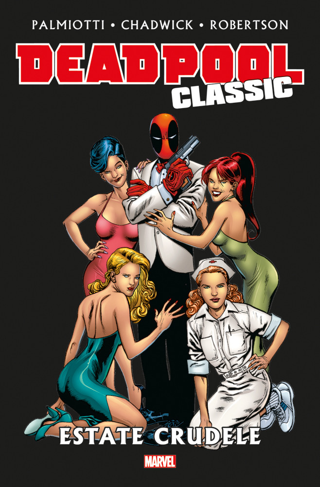 Deadpool Classic Vol. 11