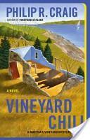 Vineyard Chill (Martha's Vineyard Mystery Series)