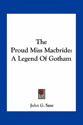 The Proud Miss MacBride