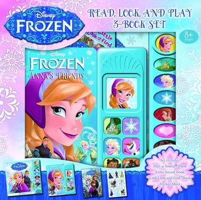 Frozen Gift Pack