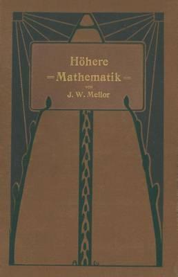 Höhere Mathematik Für Studierende Der Chemie Und Physik Und Verwandter Wissensgebiete