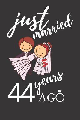 Just Married 44 Years Ago