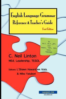 English Language Grammar Reference & Teacher's Guide - First Edition