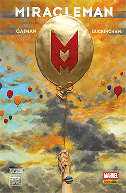Miracleman di Gaiman & Buckingham #6