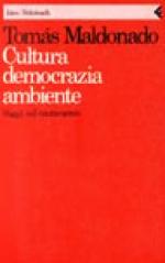 Cultura, democrazia, ambiente