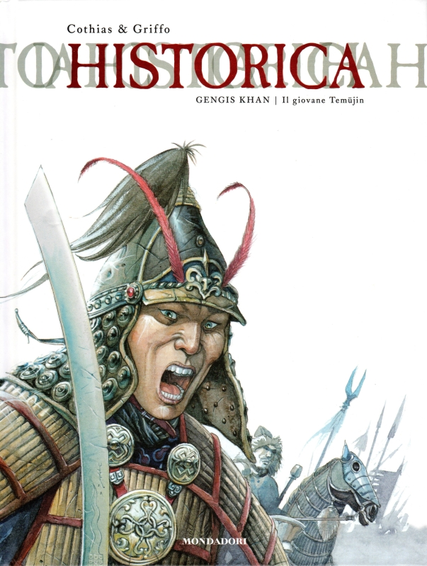 Gengis Khan - Il giovane Temüjin