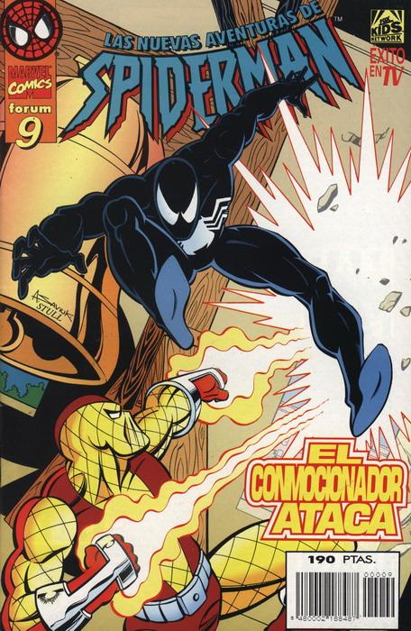 Las nuevas aventuras de Spiderman Vol.1 #9 (de 15)