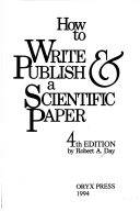 How to Write & Publi...