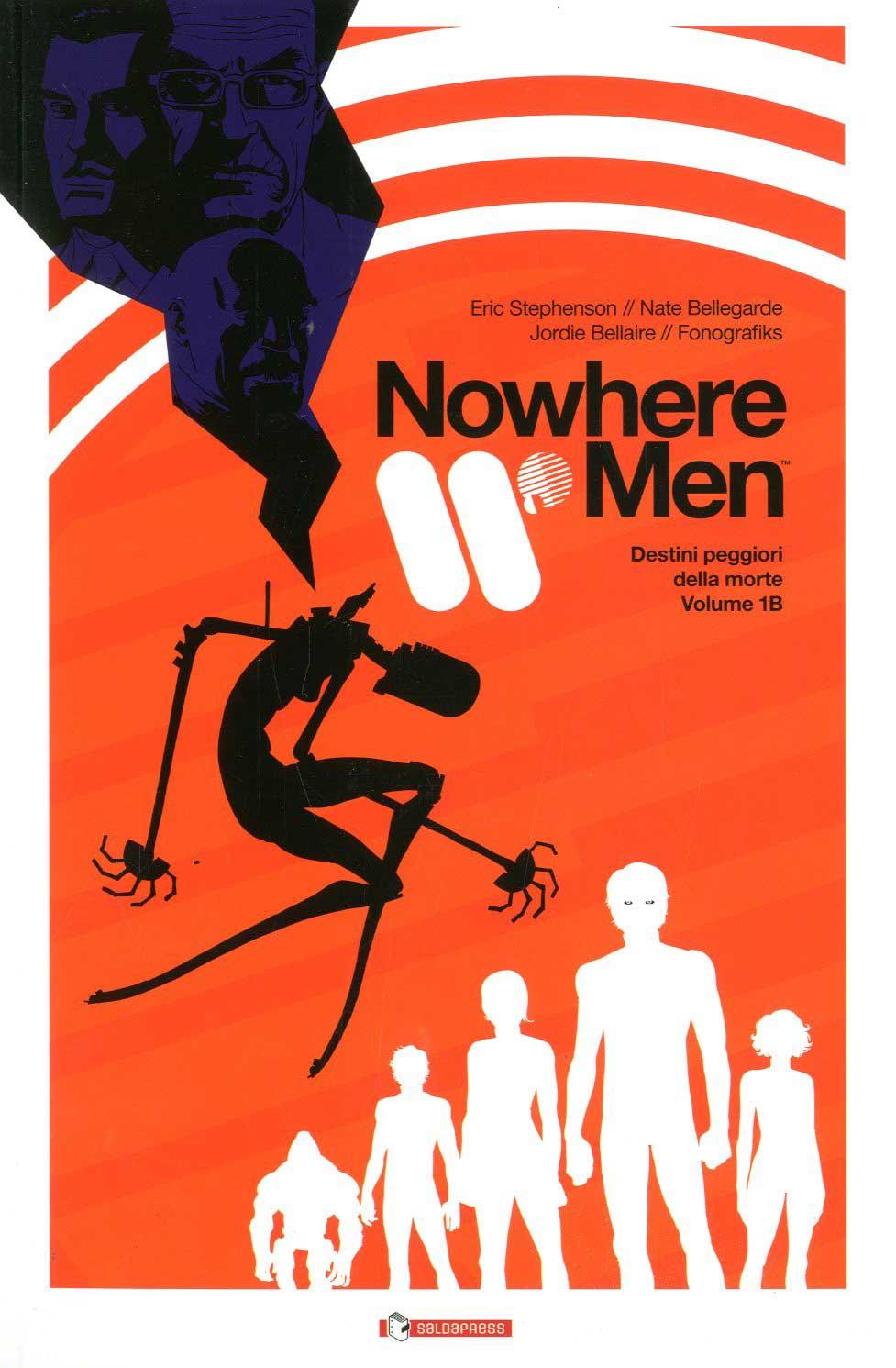 Nowhere Men vol. 1B