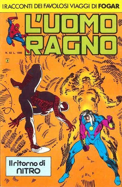 L'Uomo Ragno (2a serie) n. 52