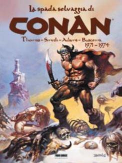 La spada selvaggia di Conan vol. 1