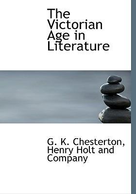Victorian Age in Literature