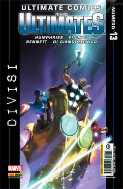Ultimate Comics: The Ultimates n. 13