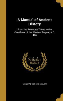 MANUAL OF ANCIENT HIST