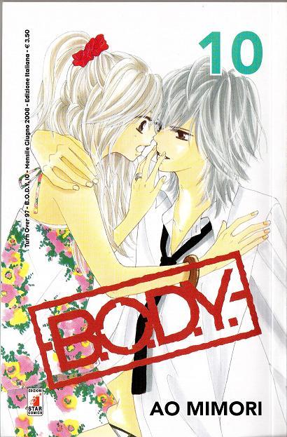 B.O.D.Y. vol. 10
