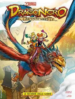 Dragonero adventures...