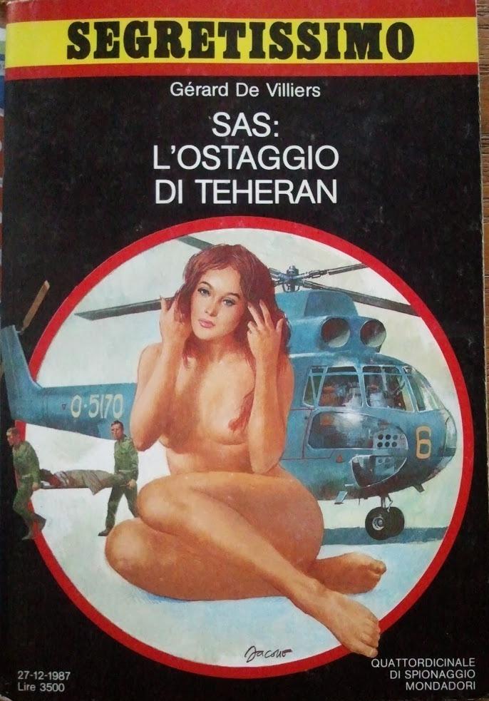 SAS: L'ostaggio di Teheran