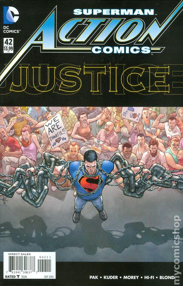 Action Comics Vol.2 #42