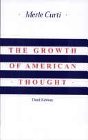The Growth of American Thought
