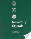 Growth of Crystals: v. 21