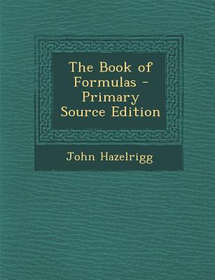 Book of Formulas